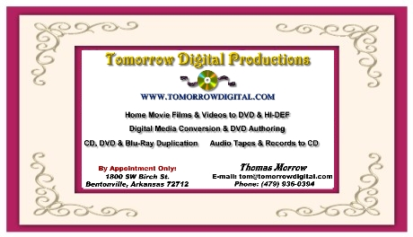 Tomorrow Digital Productions